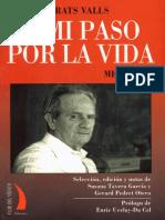 Peirats, Josep - Mi Paso Por La Vida