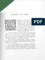 Pregões Do Porto - Rebelo Bonito Boletim Cultural Cmp Vol2 Fasc1-2 Mar-jun 1963