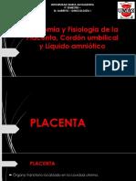 Anatomia y Fisiologia de La Placenta , Condon Umbilical y La (Melo Mendes Hugo Symmon , Wanderley Mendes Amanda)