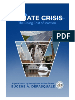 PA Auditor General Climate Crisis Report