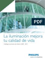Indoor Luminaires Catalogue Philips April2009[1]