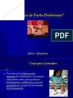 Amenaza de Parto Prematuro - Grande PPTX.pptx