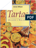 Tartas Dulces y Saladas