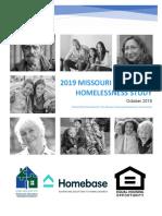 Missouri Homelessness Study_Final Draft_10.28.19