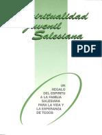 Dicasterios PJ HMA-SDB-Espiritualidad Juvenil Salesiana