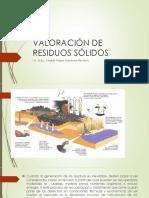 Valoración de Residuos Sólidos (3)