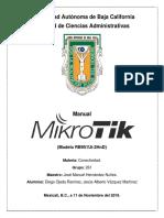 Manual MikroTik v2