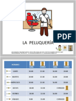 Role Playing La Peluqueria-PPT