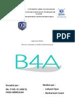 B4A Projet