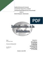 Procesos de Fabricacion II