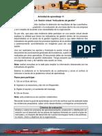 Actividad de aprendizaje 11 Evidencia 4