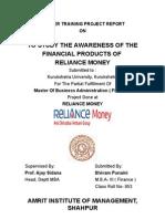Reliance Mutual Fund Final