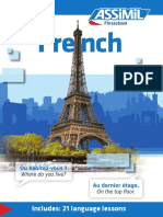 Assimil French Phrase Book_extrait