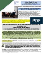 Cox News Volume 9 Issue 10
