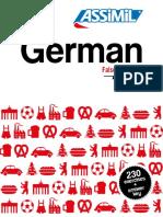 Assimil German Débutants Les cahiers d'exercices Débutants_extrait