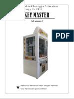 Manual Key Master