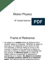 Motion Physics 1