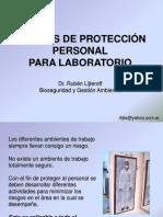 CLASE 6 EQUIPAMIENTO PROTECCIÓN PERSONAL LABORATORIO.ppt