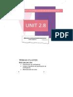 2.7 Gestion de Crisis y Planificacion de Contingencias