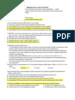 Prediksi Soal Post Test Pkp (1)