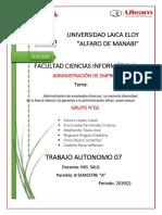 TRABAJO Nº 2 GENERALIDADES DE LA ADMINISTRACIÓN Y LAS ORGANIZACIONES. (1).docx