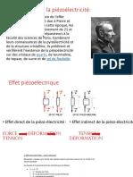 Généralités Sur La Piézoélectricité
