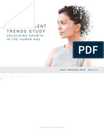 Gl 2018 Mercer 2018 Global Talent Trends Report Mercer