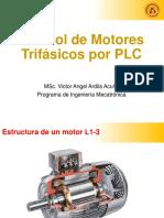Control de Motores Trifásicos Por PLC (1)