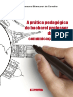 9. a Prática Pedagógica Do Bacharel Professor Da Área de Comunicação Social [CARVALHO] (1)