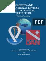 Diabetes in Diving