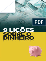 9 liçoes sobre dinheiro