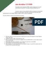 Como desoldar CI SMD.pdf