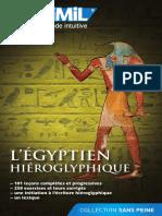 Assimil  L'É GYPTIEN HIÉROGLYPHIQUE La méthode intuitive La extrait