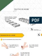 Sistema Estructural de Adobe Velazco Chamana Yarin Sist Estr II