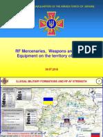 Ukraine War Briefing PPT from Robert Otto Email Hack 2017