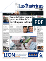 DIARIO LAS AMÉRICAS Edición digital del miércoles 13 de noviembre de 2019