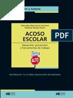 Acoso Escolar - Mercedes B. Giménez-mibibliotecavirtual.com
