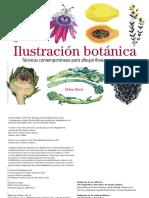 Ilustración botánica%0ATécnicas contemporáneas para dibujar flores y plantas.pdf