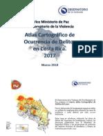 Atlas de Ocurrencia de Delitos 2017