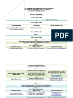 Programa Final . 13.11.19