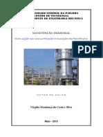 Manutenção Industrial 2019 1 - Parte I