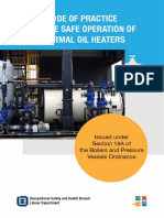 Cop Forth s Safe Thermal Oil Heaters