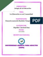 337919493 Trabajo Final Sociologia de La Educacion Esmerlin Rodriguez (2)