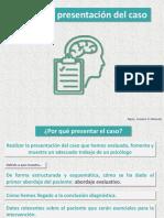 Guia de Presentacion de Caso (Psicologia)