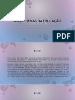 Aulão Temas Da Educaçao-convertido