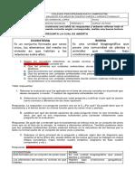 Evaluacion Octavo Luisa Sandoval Lopez