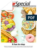 World Diabetes Day - 14 November 2019