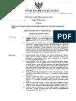 Pergub Nomor 40 Tahun 2010 - Ketentuan Tata Naskah Dinas Di Lingkungan Pemerintah Provinsi Kaltim (KOP)