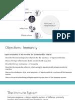 Module. Immunity.Infection Fall 2019.pptx