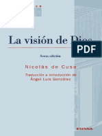 Cusa, Nicolas de. - La Vision de Dios [2009]